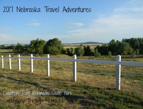 Nebraska Travel 2017 Adventures