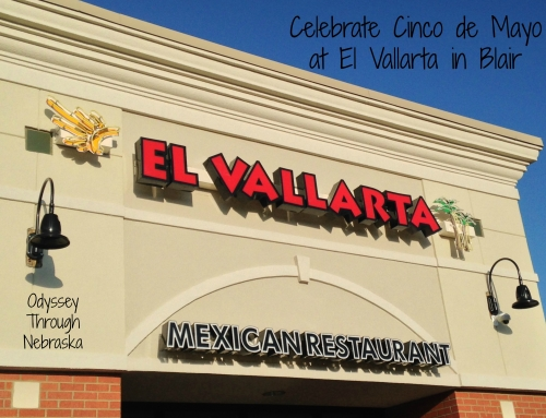 Celebrate Cinco de Mayo at El Vallarta Restaurant in Blair