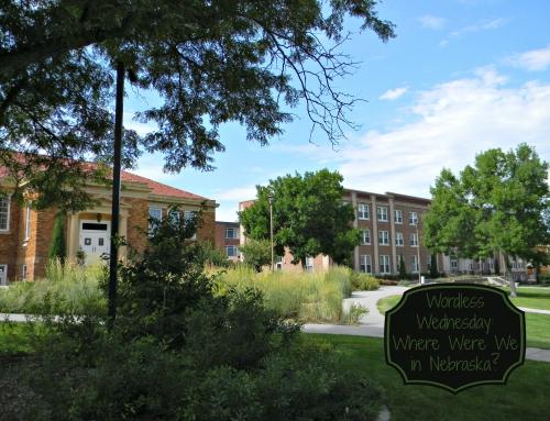 6-28-17 Wordless Wednesday: Where Were We in Nebraska?