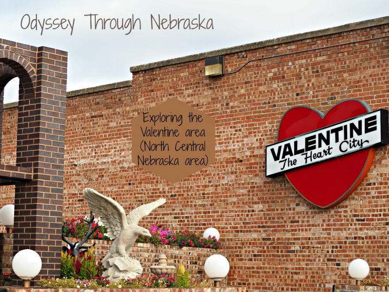 Valentine is Nebraska's heart city. Explore the town and surrounding area.