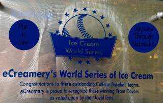 Announcing the World Ice Cream series 2017