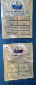 winners of the eCreamery World Ice Cream Series in the past