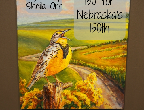 150 for Nebraska's 150th: The Special Exhibit at Bone Creek Agrarian Art Museum