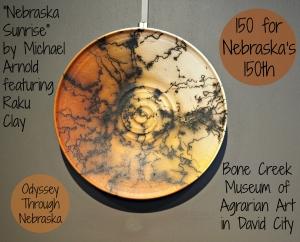 150 for Nebraska's 150th at Bone Creek Museum of Agrarian Art