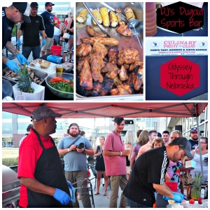 DJs Dugout Sports Bar Culinary Fight Pitmaster Omaha 2017