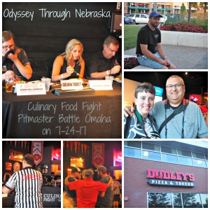 Results of the Culinary Fight Club Omaha Pitmaster Challenge