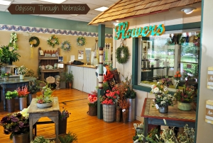 Geneva Floral is next door to A Little Inspiration in Geneva Nebraska