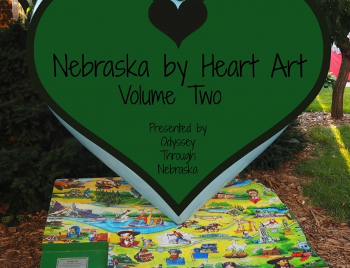 Nebraska by Heart Art Volume 2