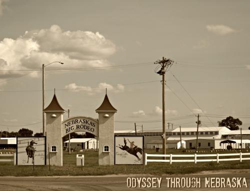 Dreamin' to be Burwell Bound (Nebraska's Biggest Rodeo)