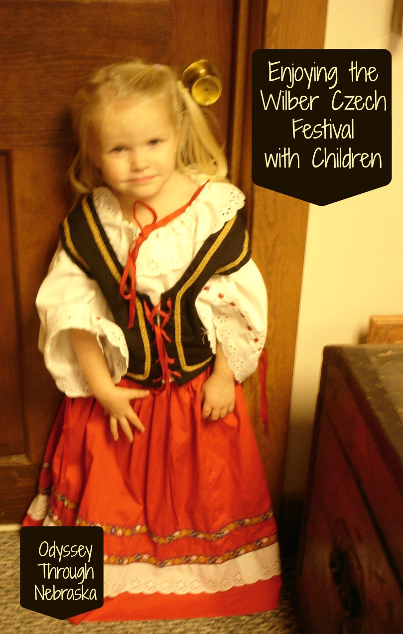 Wilber Nebraska is a large Czech festival that can be family friendly