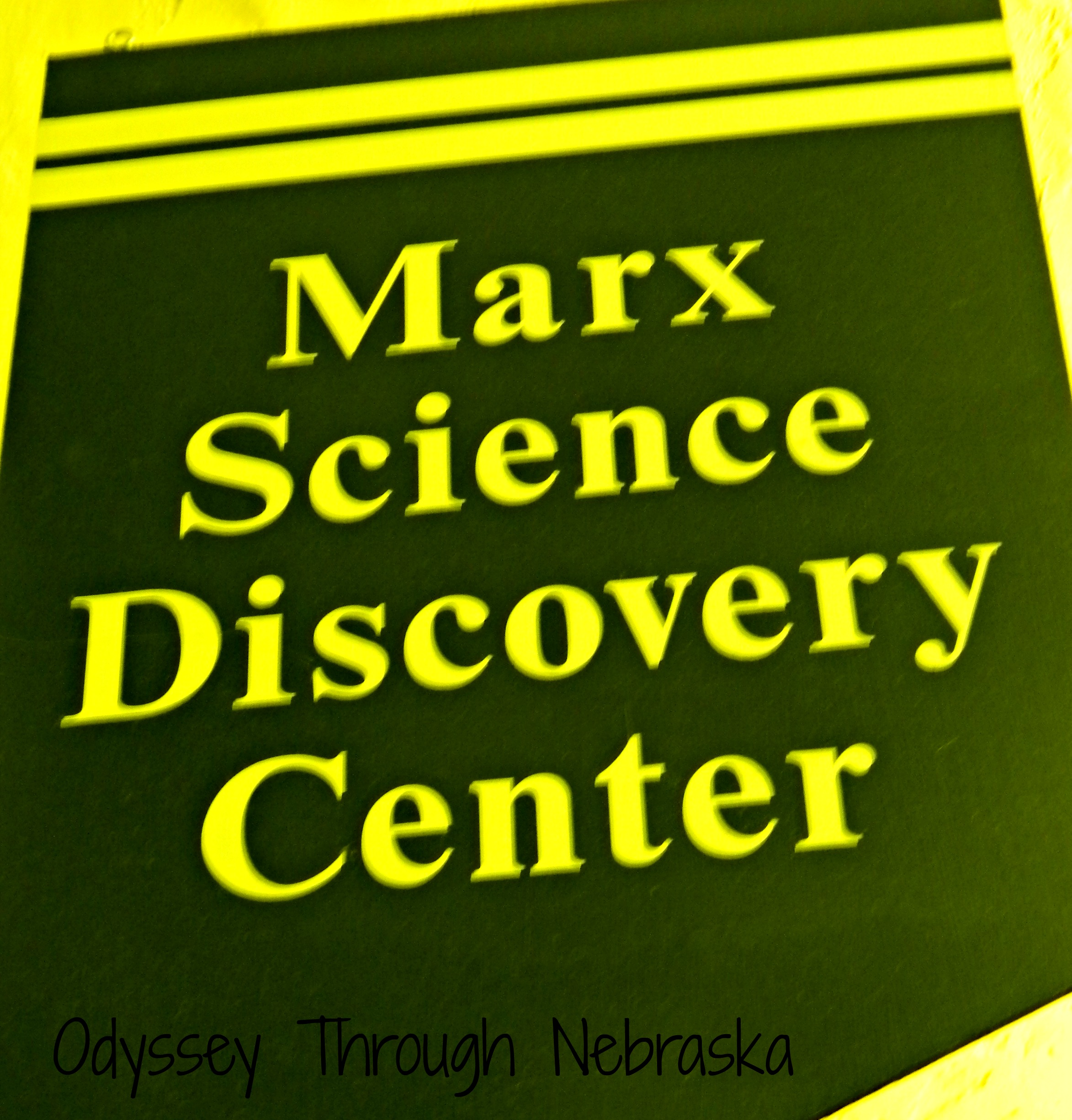 Science Discovery Center on the UNL Campus Morrill Hall in Lincoln, Nebraska
