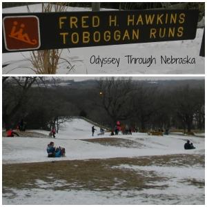 Mahoney State Park Toboggan Runs