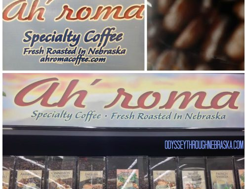 Thristy Tuesday: Giving You the Ah'roma of Coffee Roasted Here in Nebraska