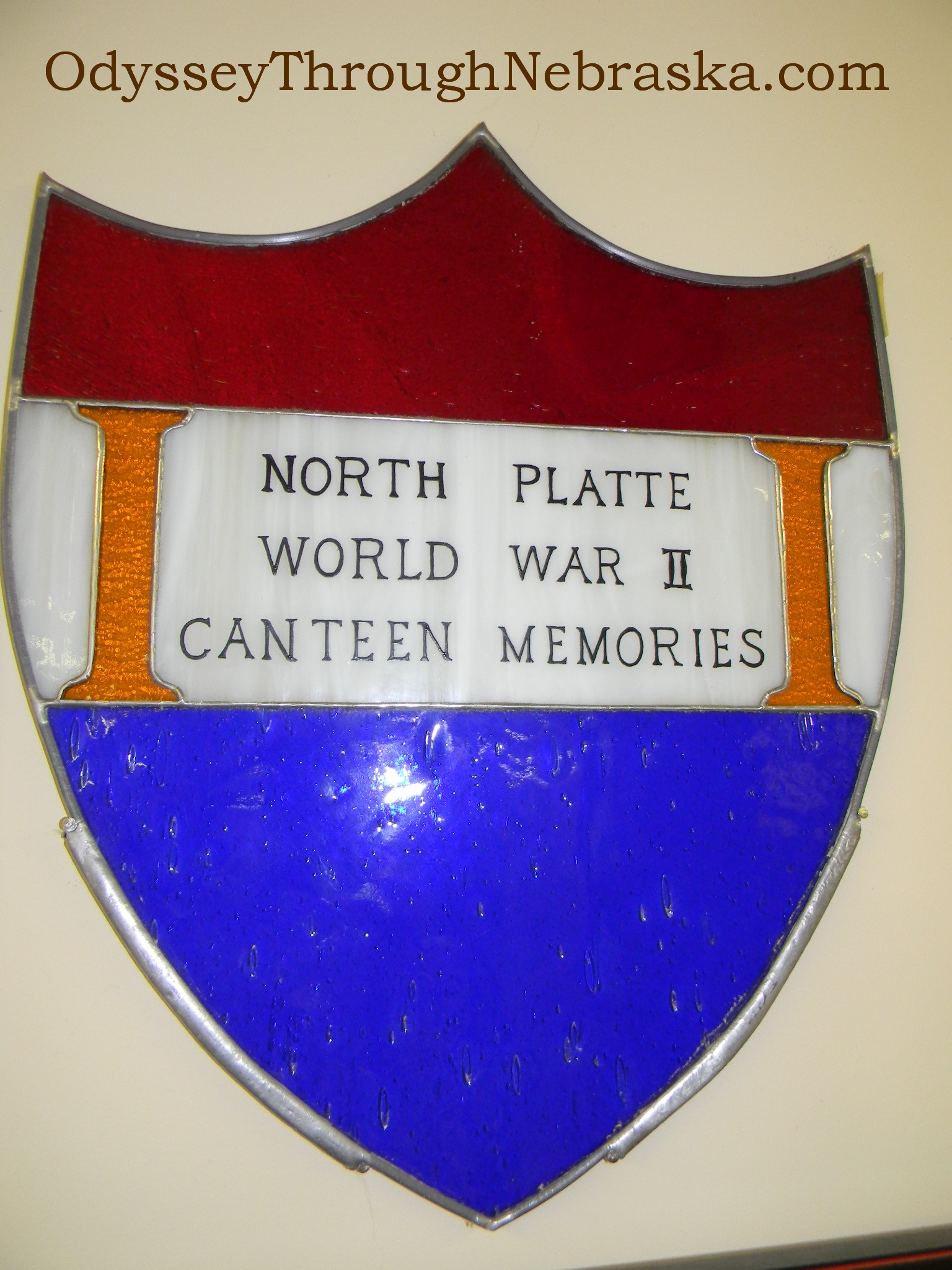The North Platte Canteen served soldiers during World War 2