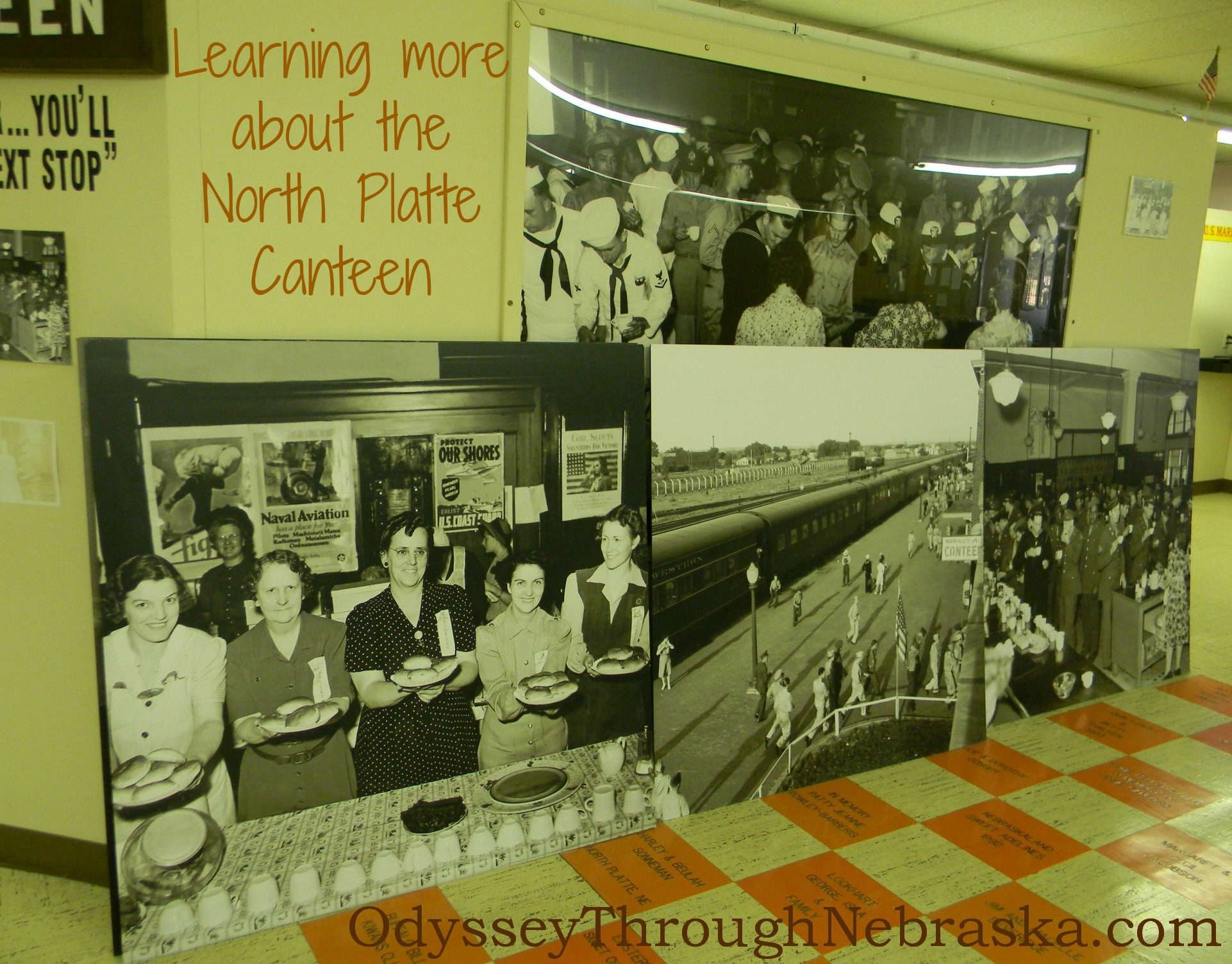 North Platte Canteen resources