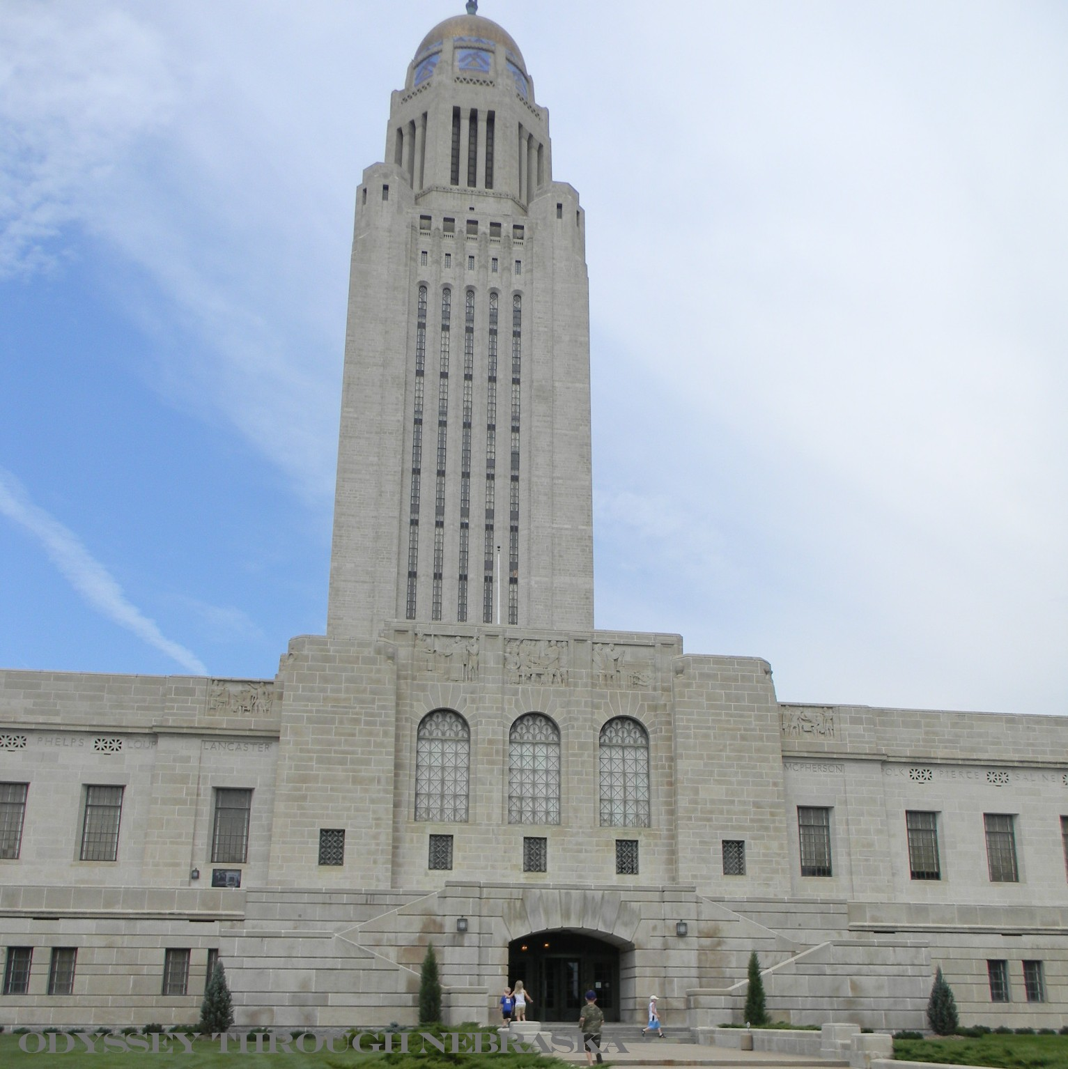 The Nebraska Capitol is a masterpiece