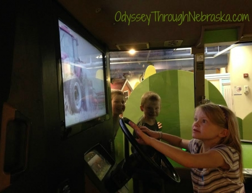 Family Fun: Tractors, Trucks & Trains – Guest Post by the Lincoln Children's Museum