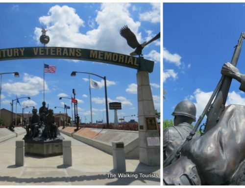 Nebraska Military Monuments Presented by the Walking Tourists
