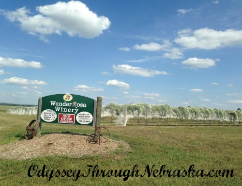 Friday Fun & Photography: The WunderRosa Winery Near Roca, Nebraska
