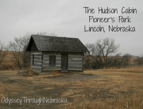 Friday Photography: Lincoln's Pioneer Park and Hudson Cabin