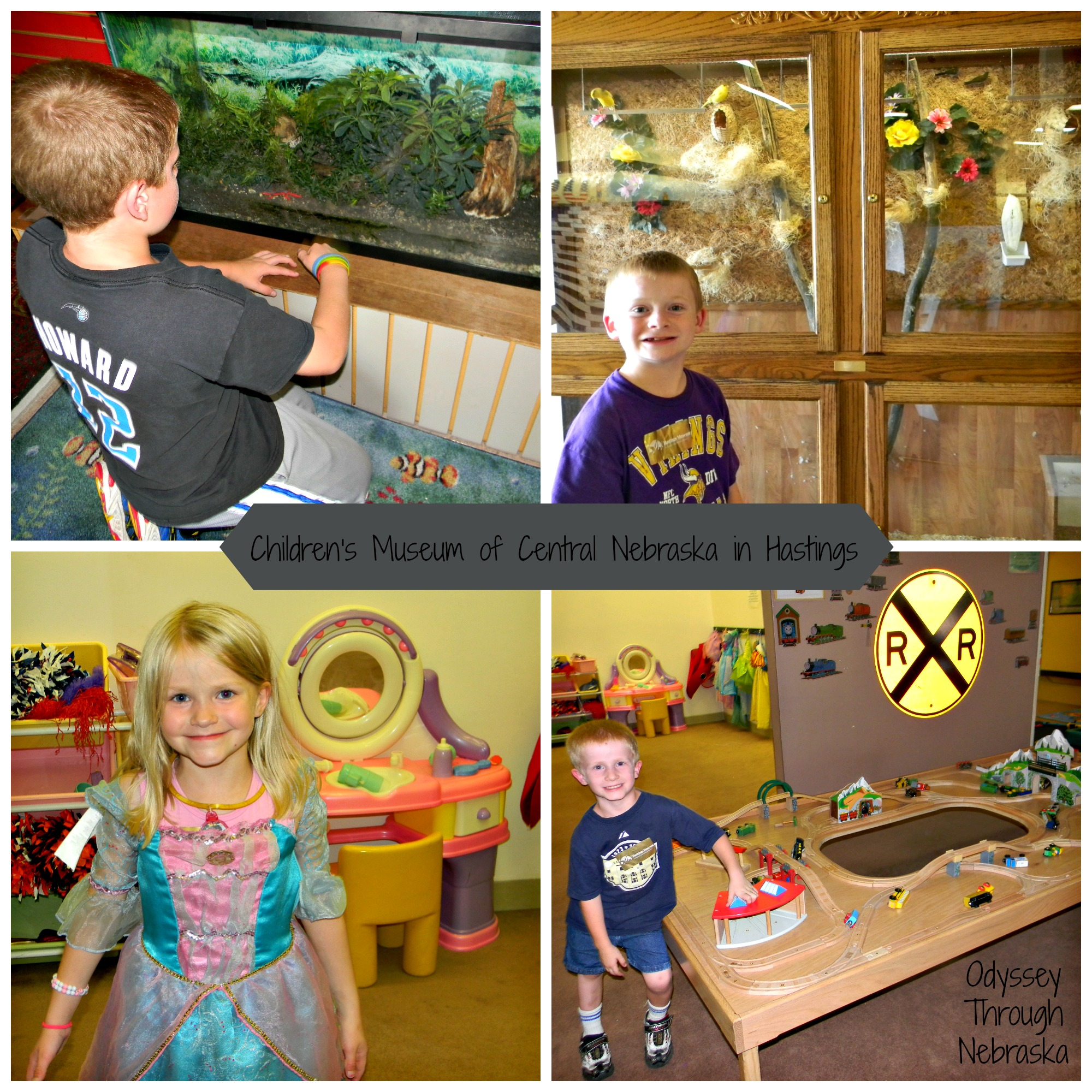 Children Museum in Central Nebraska