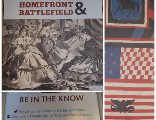 Flashback Friday: Homefront & Battlefield: The Civil War on Display in Nebraska