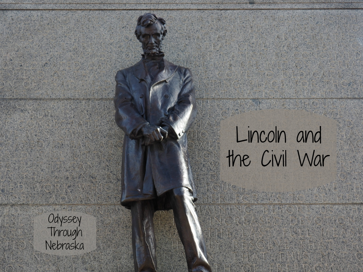 The Civil War did affect Lincoln and Nebraska