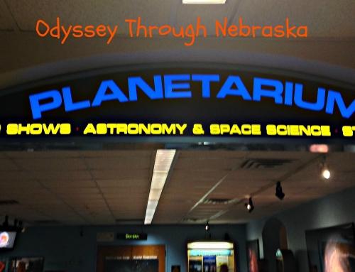 UNL Mueller Planetarium
