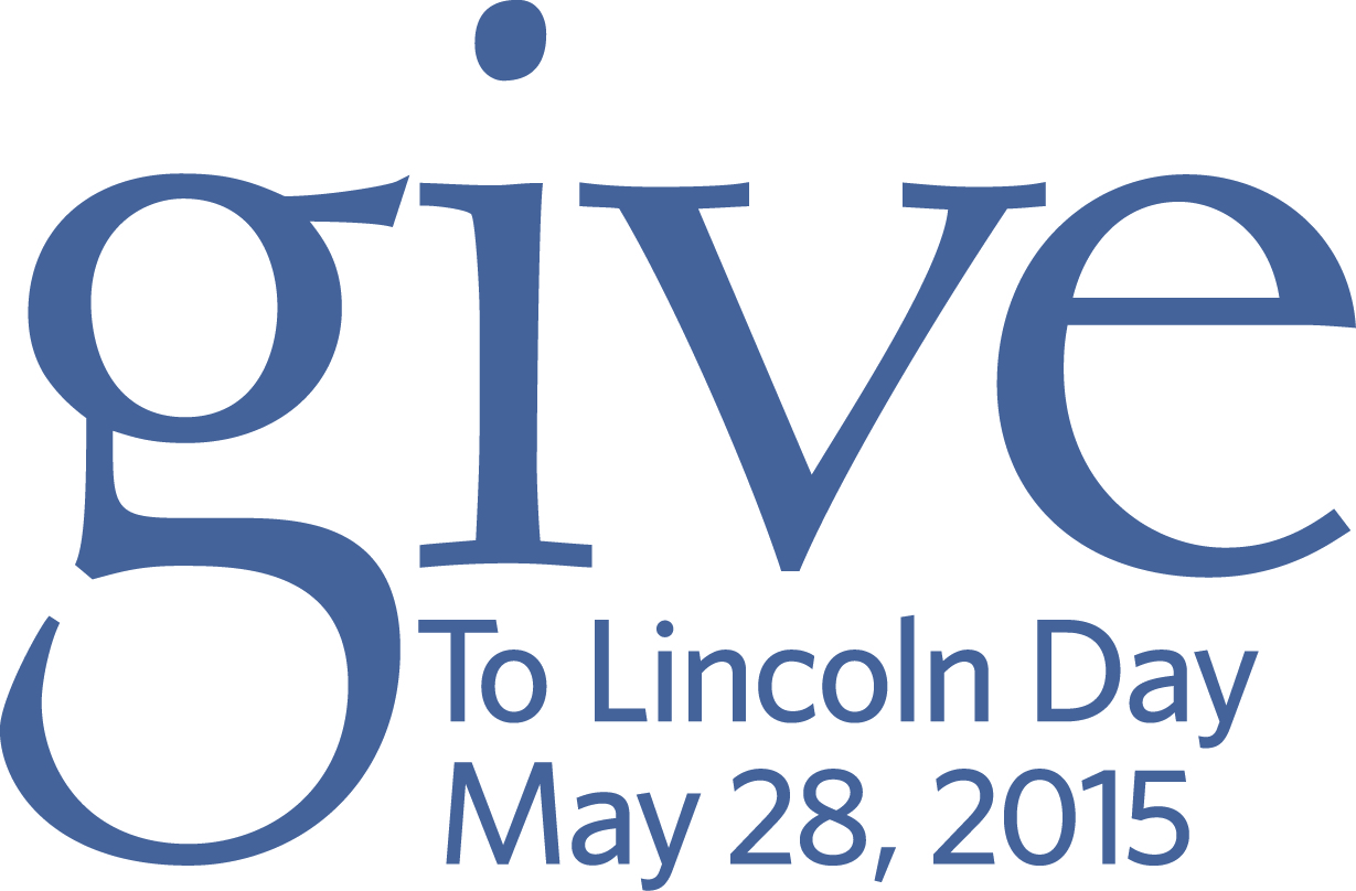 Give Lincoln Day May 2015