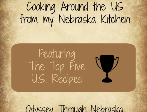 Top Five Favorite United States Cooking Project Recipes