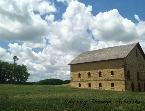 Friday Photography: The Filley Stone Barn