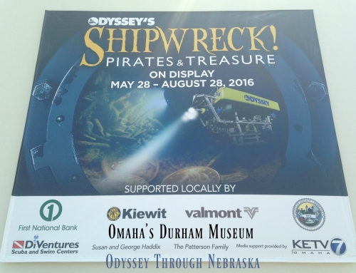 Omaha Durham Museum and the Odyssey of Shipwrecks