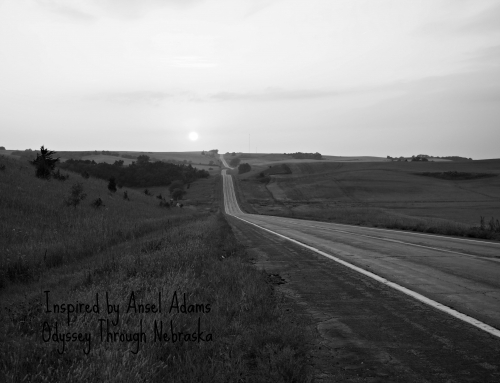 This Nebraskan's Ansel Adams Inspired Photography