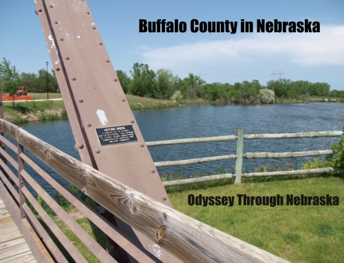 Buffalo County in Nebraska
