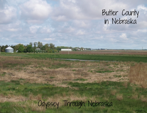 Butler County in Nebraska