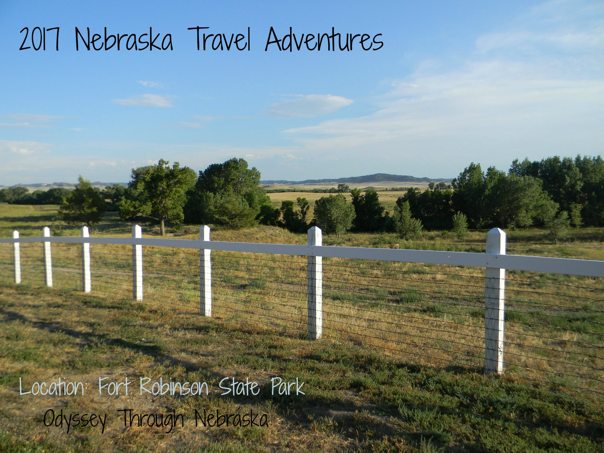 Nebraska Travel 2017 Adventures 2017