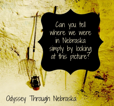Odyssey Through Nebraska Wordless Wednesday