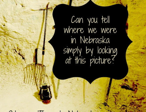6-7-17 Wordless Wednesday: Where is this in Nebraska?