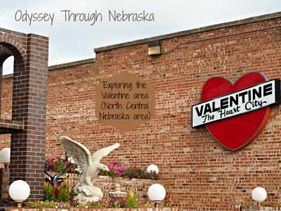 Valentine is Nebraska's heart city. Explore the town and surrounding area.