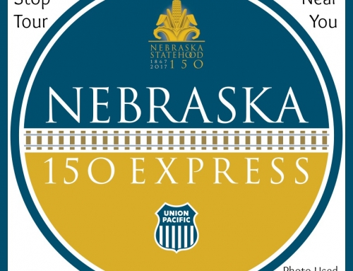 A Whistle-stop Tour Across Nebraska on the Nebraska 150 express
