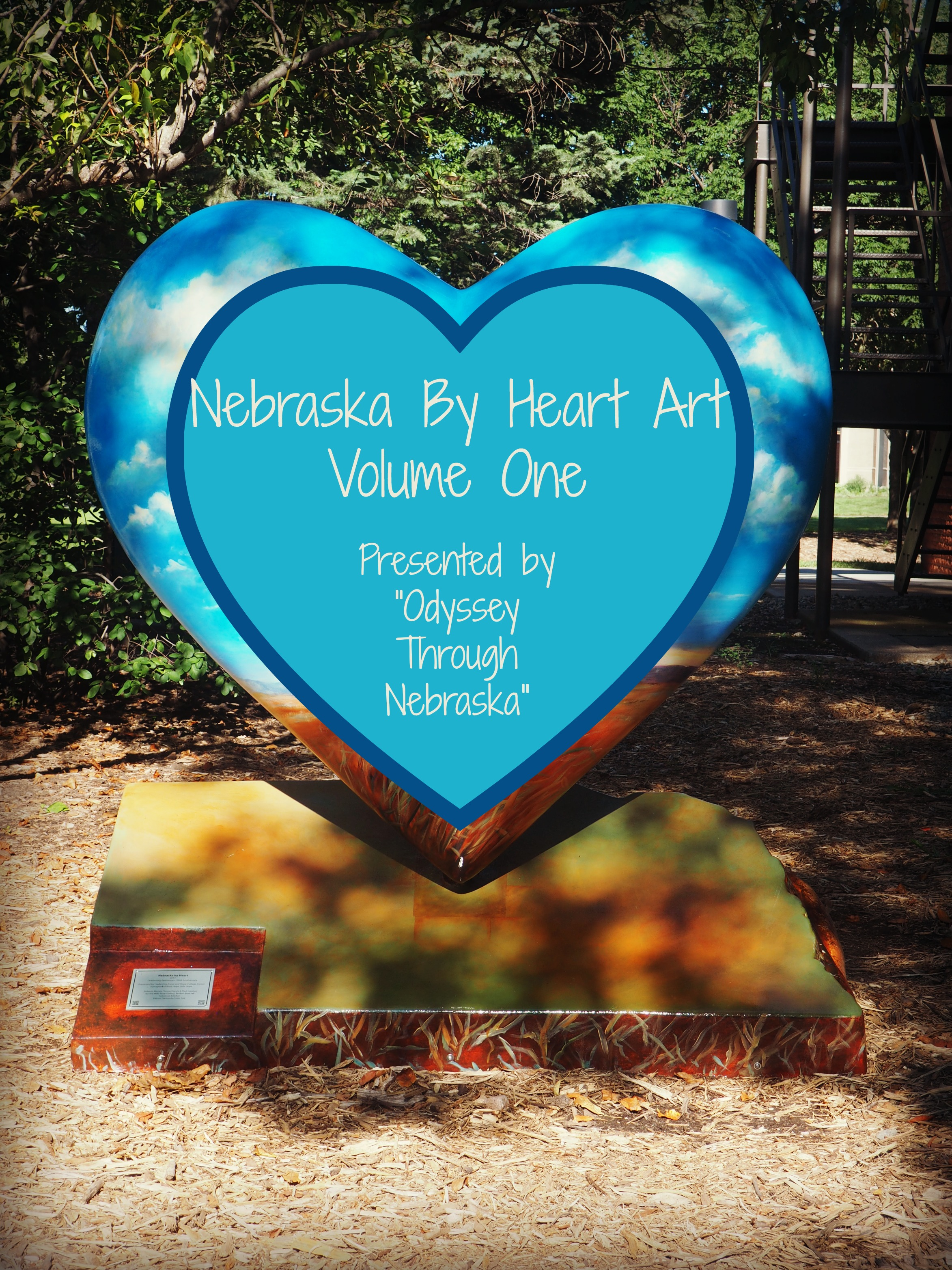 Nebraska By Heart is a Public Art Project for NE150