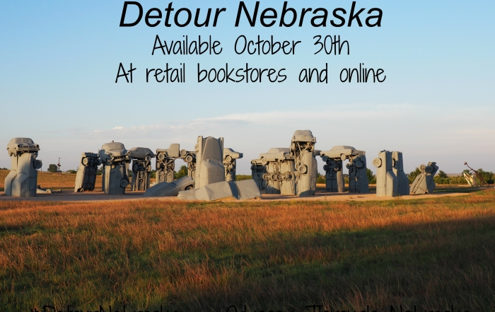 enjoy Nebraska detours and detour Nebraska