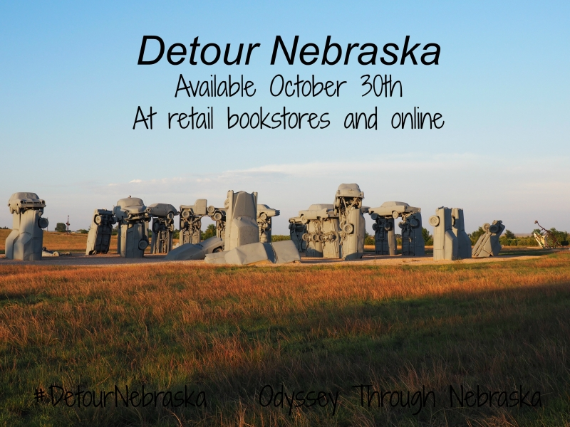 enjoy Nebraska detours and detour Nebraska
