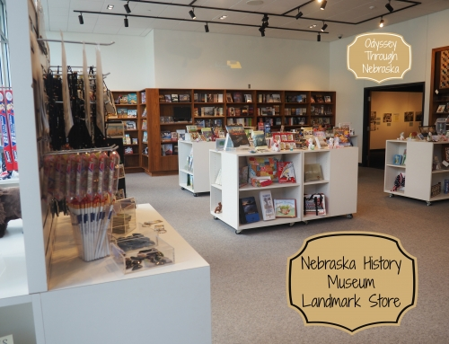 Nebraska Items for Sale at the History Museum Landmark Store