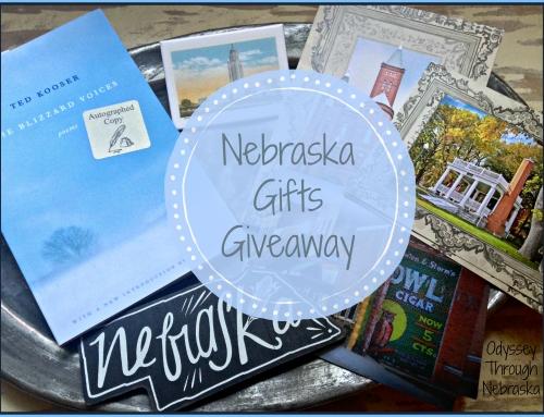 Nebraska Gifts Giveaway