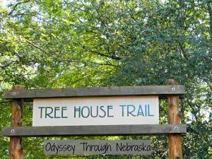 Tree Adventure Hiking