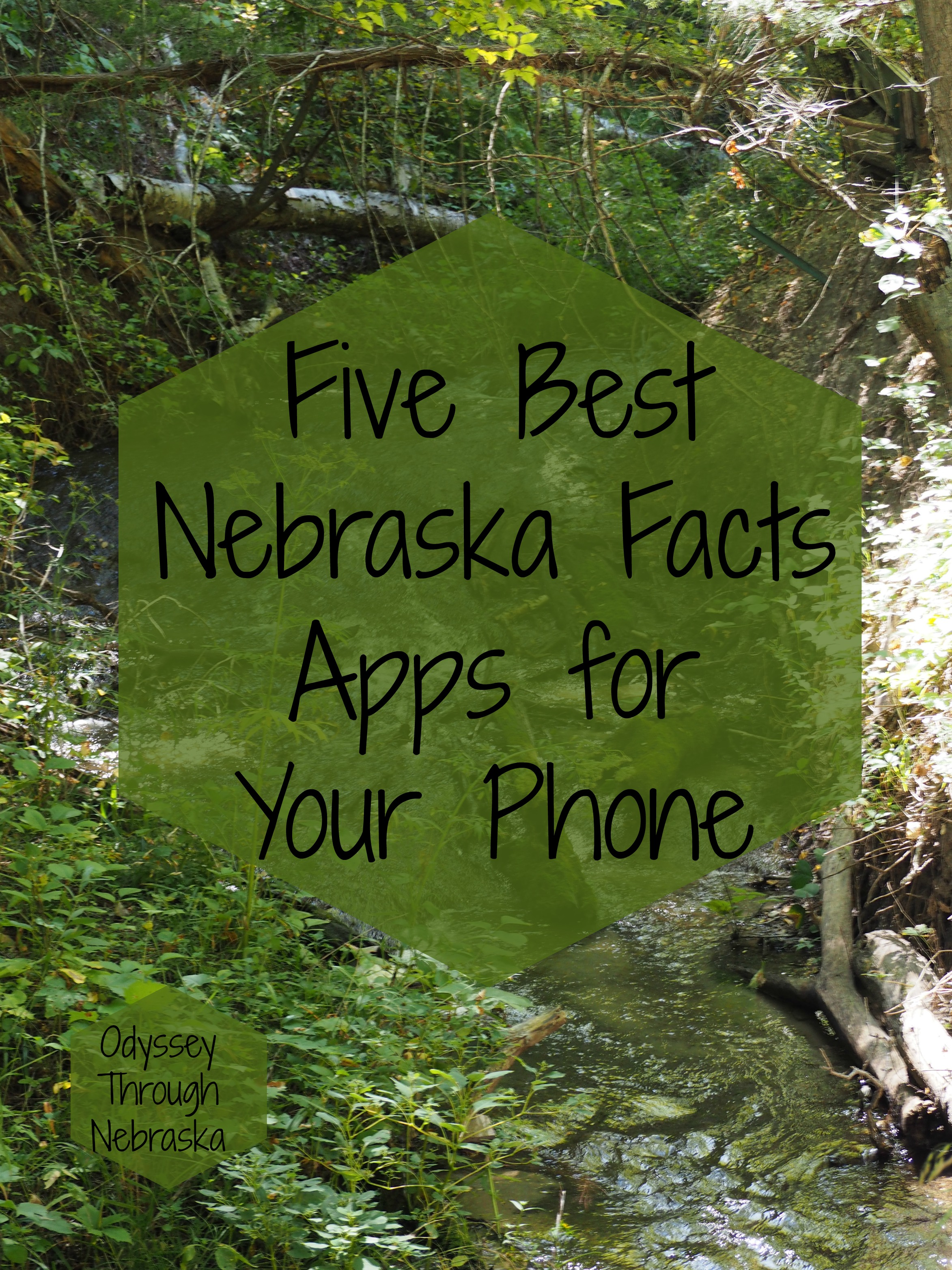 Five Great Nebraska Phone Apps
