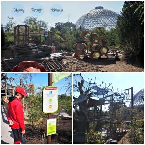 Omaha Henry Doorly Zoo Adventure Trails