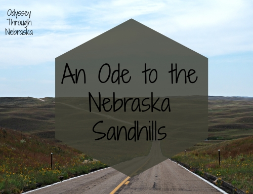 Ode to the Sandhills: Day 12 #DetourNebraska Challenge