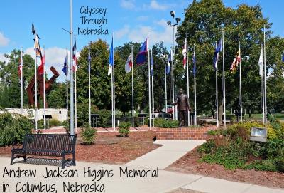 Andrew Jackson Higgins Memorial